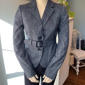 The Limited Collection Belted Blazer